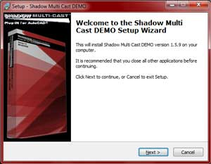 Shadow Multi Cast - How to Install